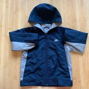 🍭Nike windbreaker hoodie jacket - 4T